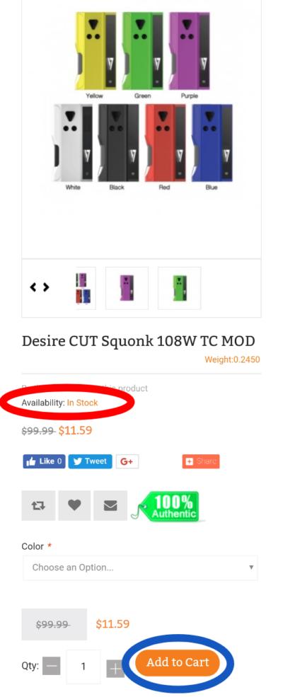 desire cut squonk