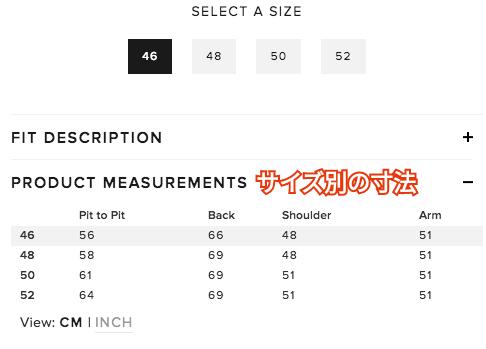 size別